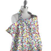 Bebe Au Lait Nursing Cover Dots