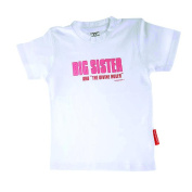 "Silly Souls Big Sister  T-Shirt - AKA ""The Divine Ruler"" - 2T"""