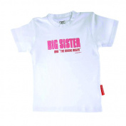 """Silly Souls Big Sister  T-Shirt - AKA """"The Divine Ruler"""" - 2T"""""""