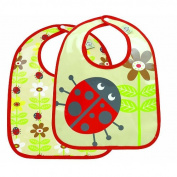 Mini Bib Gift Set - Ladybug