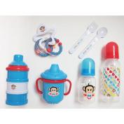 Paul Frank Infant Care Gift Set - Blue