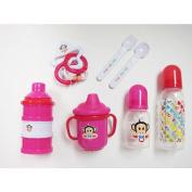 Paul Frank Infant Care Gift Set - Pink