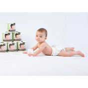 Kushies Baby Flushable-Biodegradable Nappy Liners - 3-Roll Pack