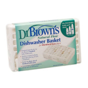 Dr. Brown's Standard Dishwashing Basket, Polypropylene