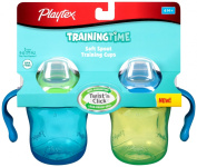 Playtex 2 Pack The First Sipster Trainers Pack 210ml