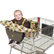 Jeep Shopping Cart & High Chair Cover