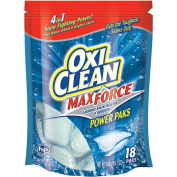 OxiClean Max Force Powder Pack - 18Ct