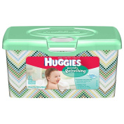 Huggies 64 Ct Naturally Refreshing Tub Wipes