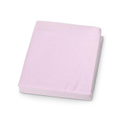 Carter's Easy-Fit Jersey Crib Fitted Sheet - Pink