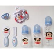 Paul Frank Infant Feeding Gift Set - Blue