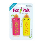 Pop Pals Ice Pop Holders, 2 Pack