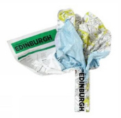 Edinburgh (Crumpled City Map)
