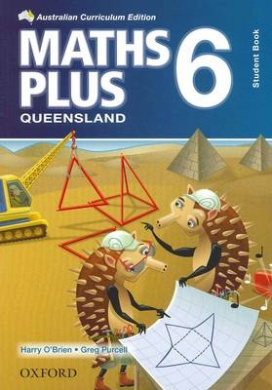 Maths Plus QLD Australian Curriculum Edition Student Book 6 (Maths Plus)