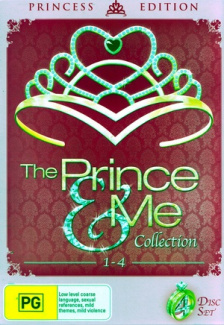 The Prince and Me Collection 1-4