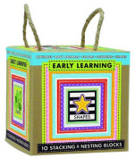 Early Learning 10 Stacking & Nesting Blocks