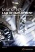Macken's Law of Employment