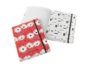 Lisa Stickley Notebook with Pockets