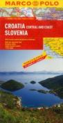 Croatia / Slovenia Marco Polo Map