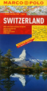 Switzerland Marco Polo Map