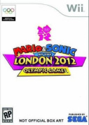 Mario & Sonic at the London Olympic Games 2012