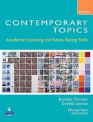Contemporary Topics Introductory
