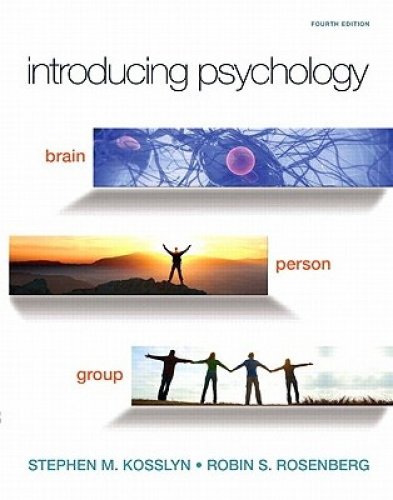 Introducing psychology kosslyn