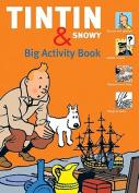Tintin & Snowy Big Activity Book