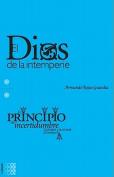 El Dios de La Intemperie [Large Print] [Spanish]