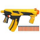 Nerf 94523 Nerf Dart Tag Quick 16 - Rapid-fire Gun with 16 Cartridge Magazine