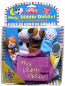 Hey Diddle Diddle (Hand Puppet Books) [Board book]