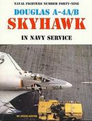 Douglas USN A-4a/B Skyhawk