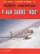"North American F-86H Sabre ""Hog"""