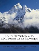 Louis-Napoleon and Mademoiselle de Montijo;