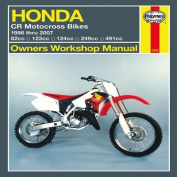 Haynes Honda CR Motocross Bikes Owners Workshop Manual (Haynes Owners Workshop Manuals