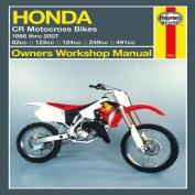 Haynes Honda CR Motocross Bikes Owners Workshop Manual (Haynes Owners Workshop Manuals