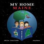I Love Maine (My Home) [Board book]
