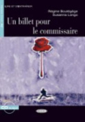 Un Billet Pour le Commissaire [With CD (Audio)] [FRE]