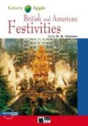 British & American Festivities+cd