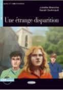 Etrange Disparition+cd Nouvelle Edition [FRE]