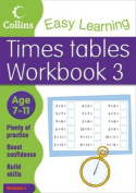 Times Tables Age 7-11 Workbook 3