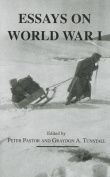 Essays on World War I