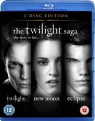 Twilight Saga [Region 2] [Blu-ray]