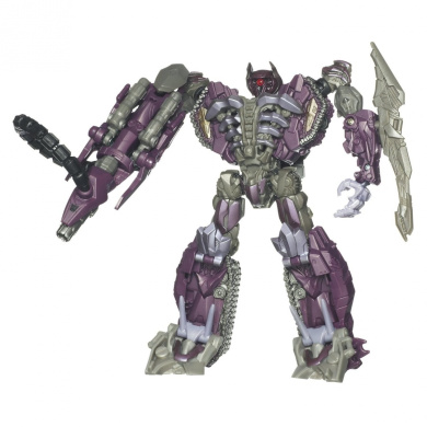 Transformers Dark of the Moon Mechtech Voyager Shockwave
