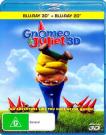 Gnomeo and Juliet (3D BD/BD) [Region B] [Blu-ray]