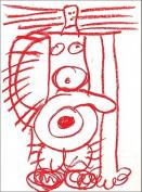 Joe Bradley Drawings