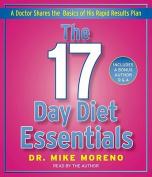 The 17 Day Diet Essentials [Audio]