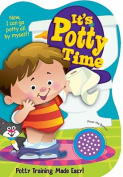 It's Potty Time, for Boys [Board Book]