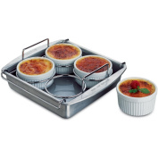 Chicago Metallic Crème Brulee Pan Set
