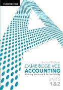 Cambridge VCE Accounting Units 1&2