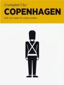 Copenhagen (Crumpled City Map)